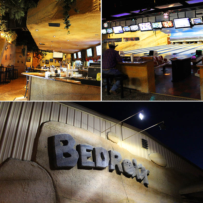 Bedrock Bowling and Wine Tasting taken by Southwest Discovered