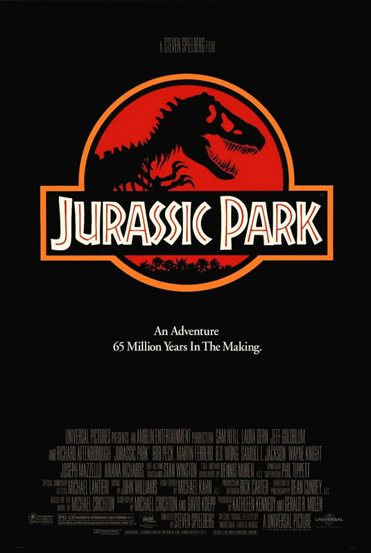Chiles Meet The Movies Jurassic Park