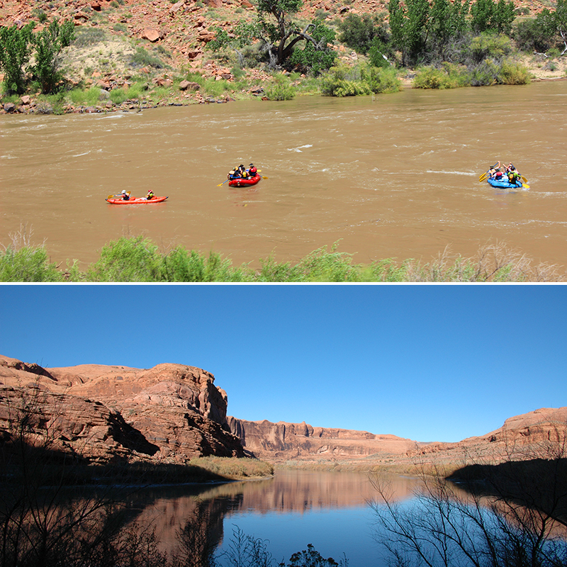 Colorado River - Moab, Utah