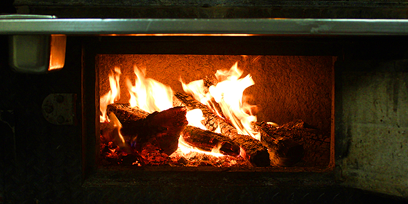 Fire Stove Oven